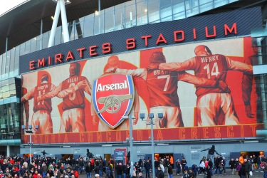 Arsenal London Fussballreisen zu den Gunners