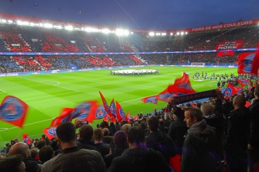 Paris Saint Germain Fußballreisen nach Paris
